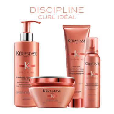 Discipline Curl Idéal