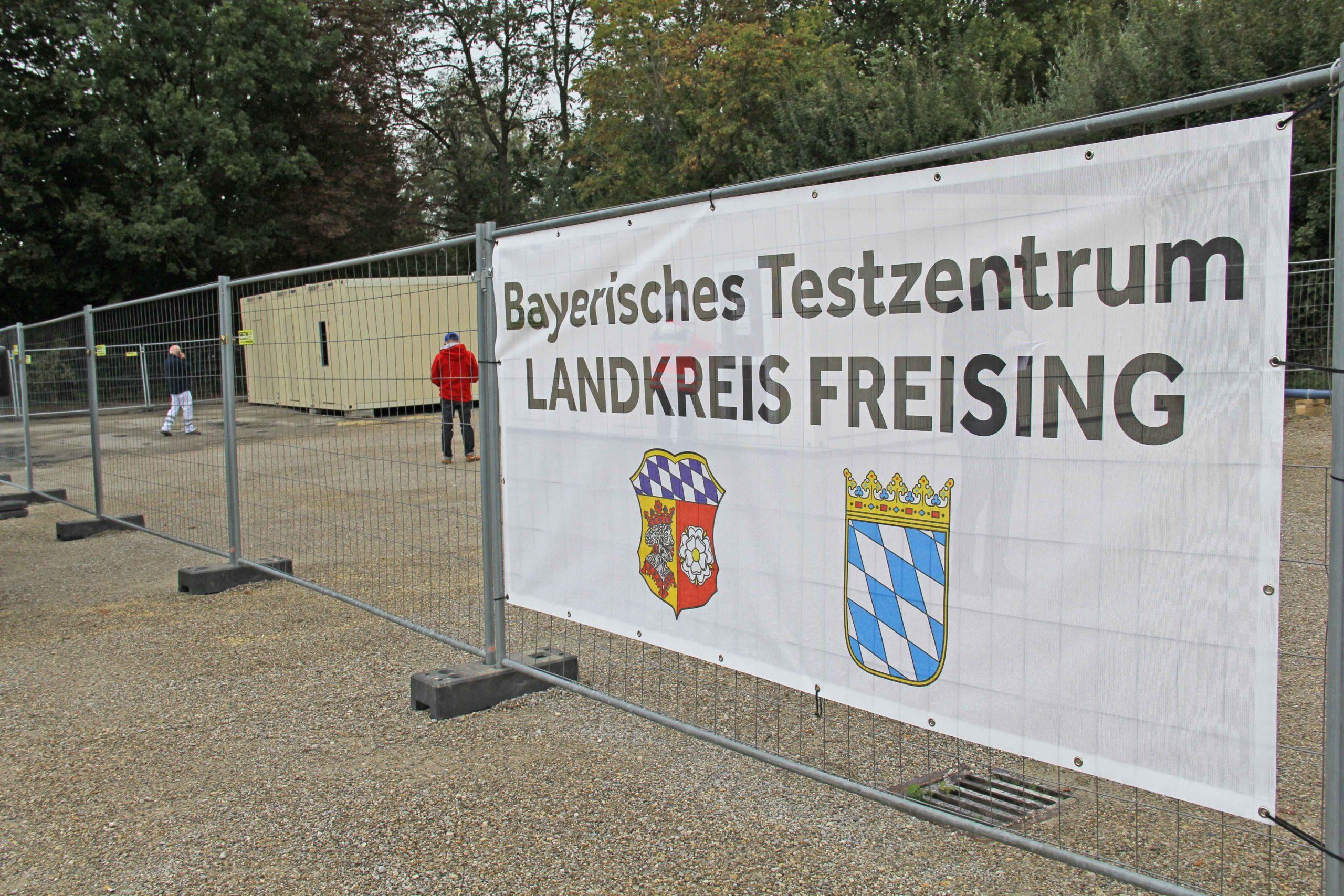 Ab 24.4. Testpflicht auch in Freising